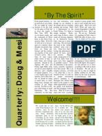 Quarterly Publication 13