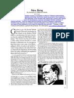 Teilhard de Chardin and Vatican II