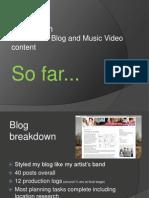 Blog - Media Summary