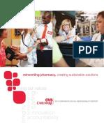 2012 CVS Caremark CSR Report