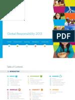 2013 Global Respon Report