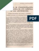 (1974c) Elementos de Concientizacion Sociopolitica