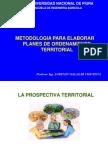 12. Prospectiva Territorial - Clase 11