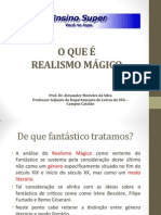 O que é Realismo Mágico