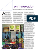An Eye on Innovation