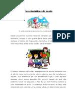 Características do conto
