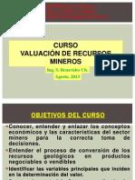 1era Clase Valuacion Minas