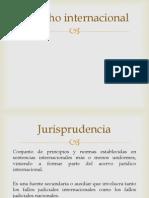 PRESENTACION Derecho Internacional