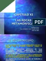 CAPÍTULO XI Las rocas metamórficas