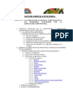 Libro de Producion Agricola Ecologica.