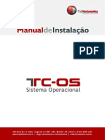 Manual Sistema Operacional TC-OS