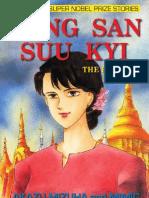 Akazu mizuha and Mimic - Aung San Suu Kyi the Fighting Peacock
