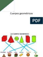 Clase Cuerpos Geometricos