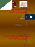 Powerpoint Presentation on AIDS