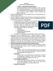CAPÍTULO - 3 - ORGANIZAÇÃO DA ADMINISTRAÇÃO PÚBLICA