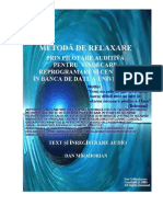 22443515 Handbook Manual de Relaxare Pilotata Auditiv