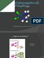 Cis-Diamindicloroplatino (II) [PtCl2(NH3)2] (1)