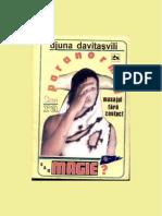 21642258 Masajul Fara Contact Paranormal Sau Magie DJUNA DAVITASVILI