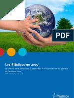 Plásticos en Europa por PlasticsEurope año 2007