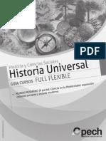 Guía-7 Mundo Modero II  (Full Flex)