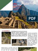 Machu Picchu 21 Agosto 2013