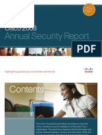 Final Cisco2008 Annual Security Report