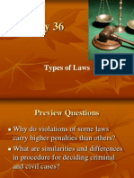 4 2 - types of laws