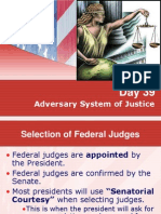 4 5 - adversarial system of justice