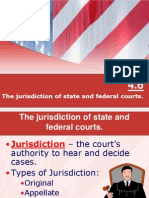 4 6 - state and federal jurisdiction