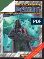 Cyberpunk 2020 - (Firestorm, Vol I) Stormfront, The Fourth Corporate War.pdf