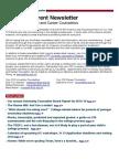 Fall 2013 University Newsletter