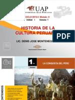 Semana 1- La Conquista Del Peru