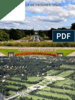El Majestuoso Parque de Frogner, Oslo
