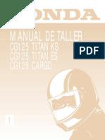 1 Honda Cg 125 Manual de Taller v-men