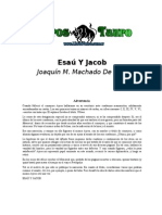 Machado de Assis, Joaquin M. - Esau Y Jacob