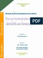 Vers Une Harmonisation Comptable(1)