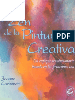 Carbonetti, Jeanne - El Zen de La Pintura Creativa