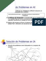 Solucion de Problemas en IA