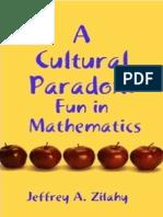 A Cultural Paradox Fun in Mathematics