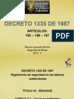 DECRETO 1335 de 1987 (Seguridad)