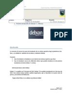 Instalacion Debian