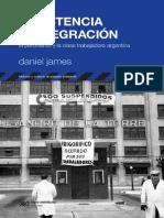James Resistencia e Integracion 2