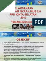 Pembentangan LINUS 2.0 PPD KS Dialog Prestasi KPPM 2013 Edit 290713