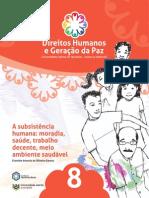 Direitos Humanos e Gerao Da Paz Fascculo 8