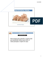 Somatotopia Podal