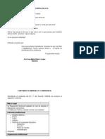 Propuesta de Modificacion Del Manual de Convivencia 2013