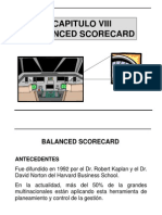 Cap 7 Balanced Scorecard