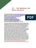 40Witchcraft Emerging Religion