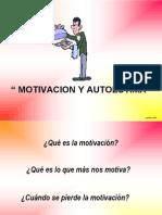 Motivacion y Autoestima Mitur