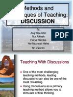 Discussion Method